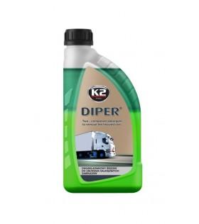 Dwuskładnikowy płyn do mocnych zabrudzeń 1kg | Diper | K2