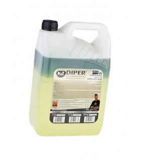 Dwuskładnikowy płyn do mocnych zabrudzeń 5kg | Diper | K2